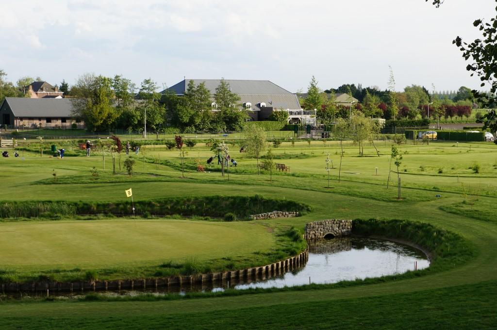 PenP golf Hoeve en golfterrein